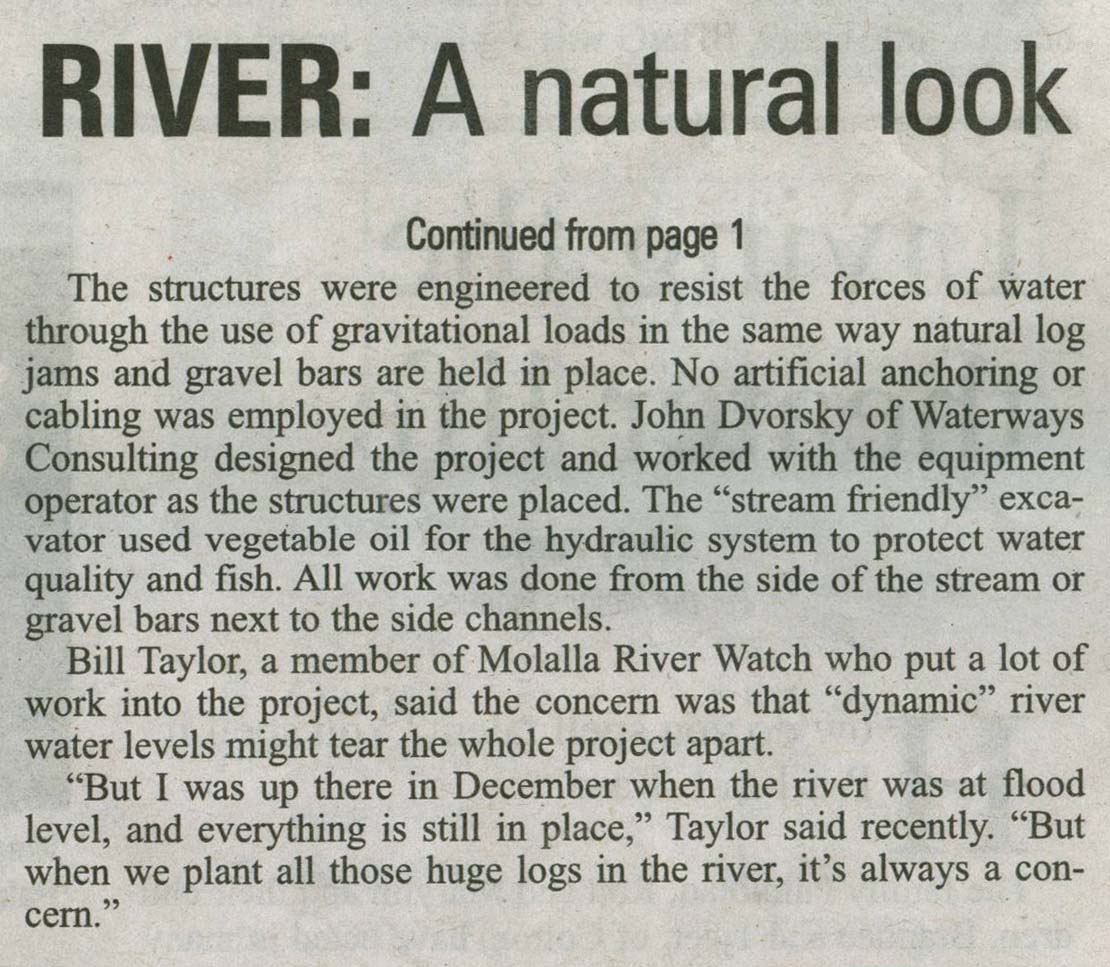 NF Molalla - 021313 - News Article - Pg2